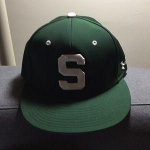 Michigan State University SnapBack hat